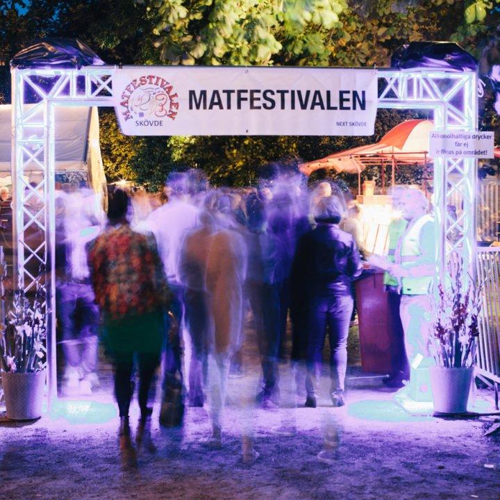 Skövde Matfestival 2012