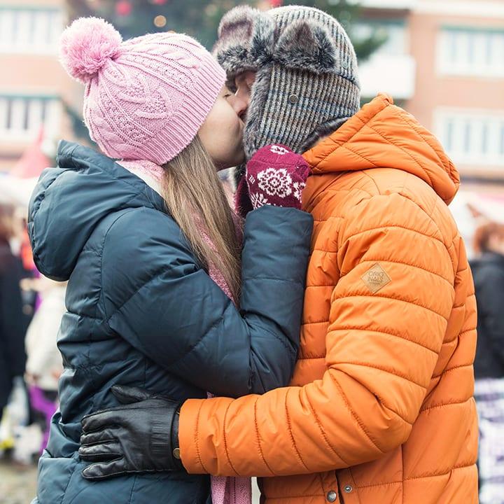 Julmarknad i Skövde