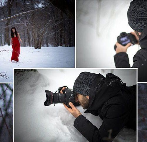 Praktisera Som Fotograf