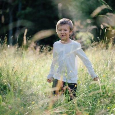 Privatfotografering barnfoto