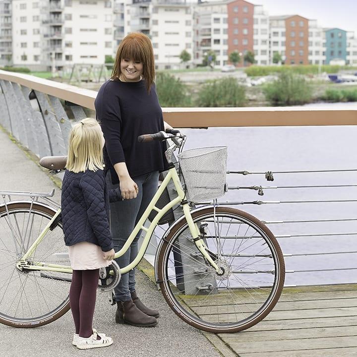Mariestads Kommun Mor och dotter