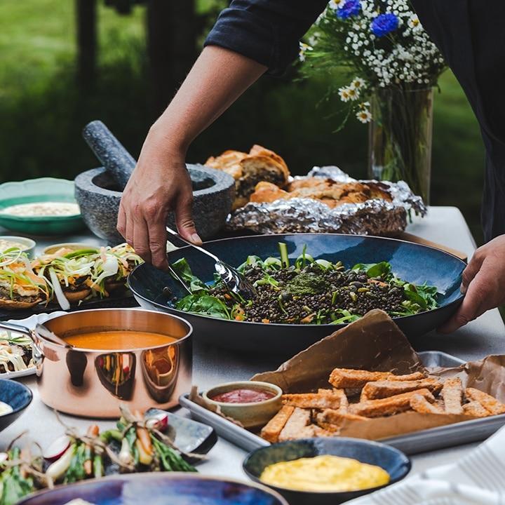 Matbilder för Werners Gourmetservice