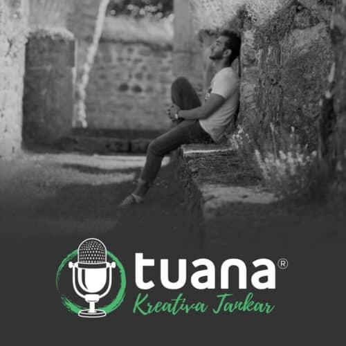 Podcasten Kreativa Tankar av Tuana Fridén