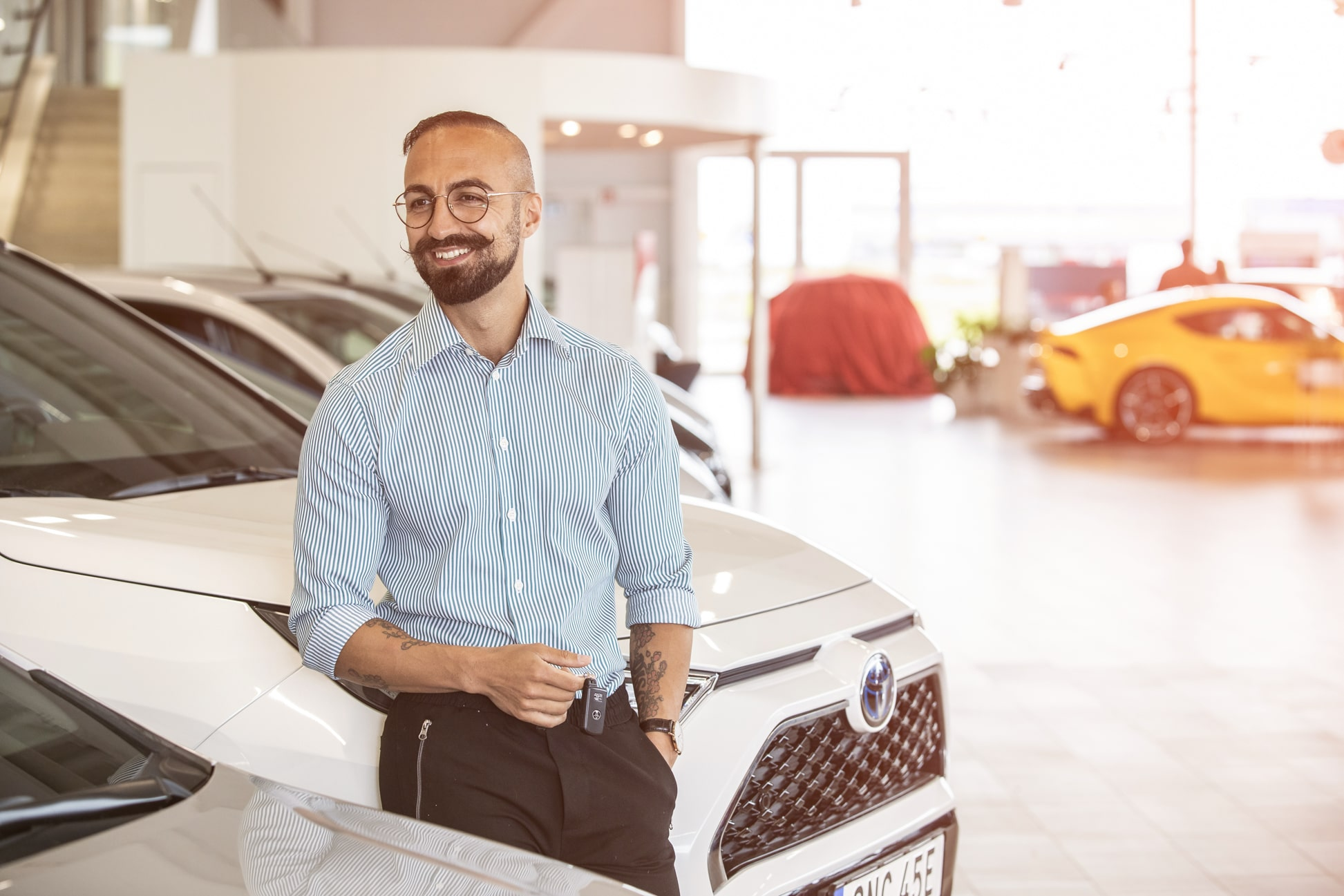 Lindströms Bil – begagnade bilar